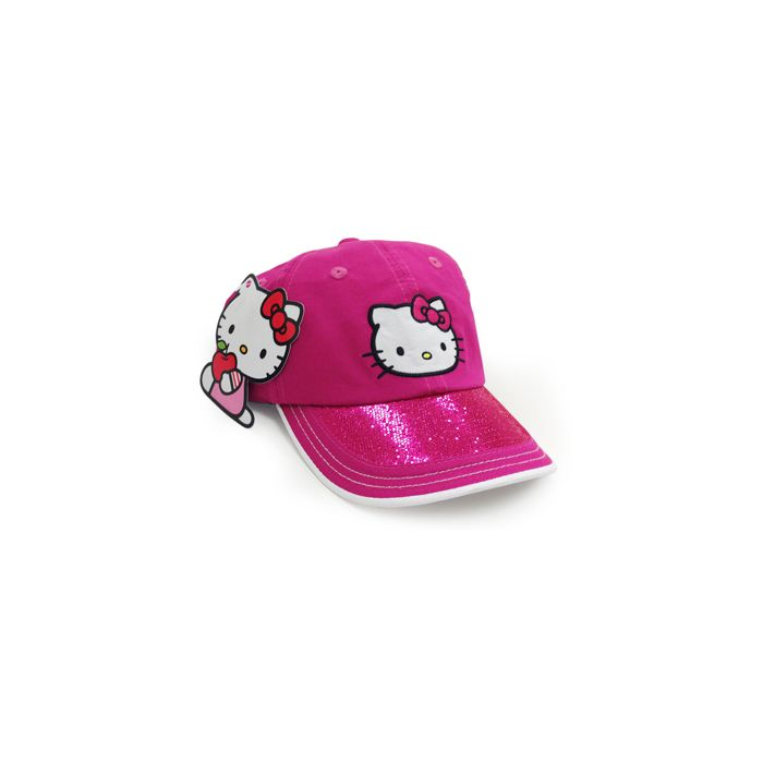 Hello Kitty The Collection Jr. Sports Hat
