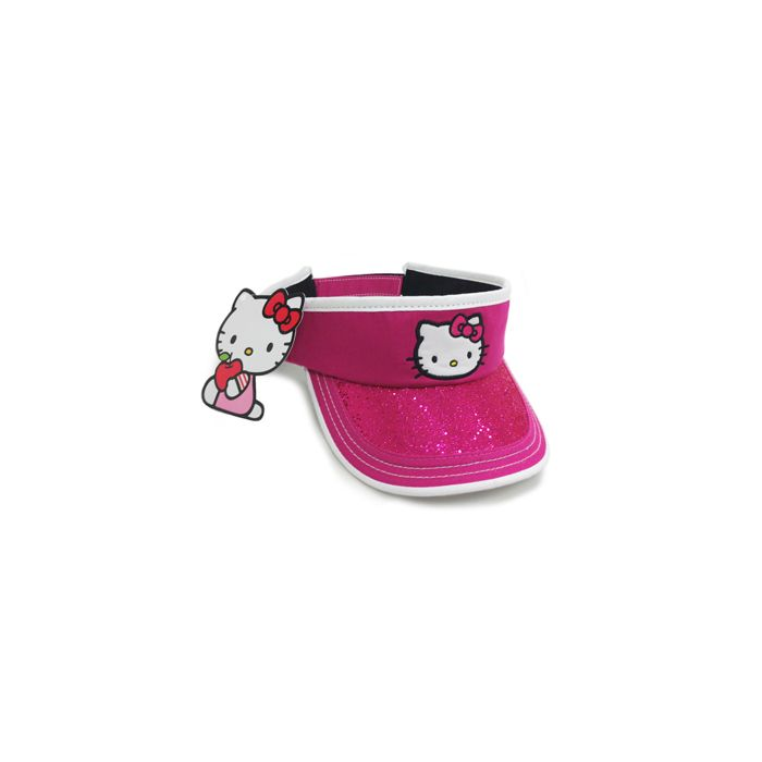 Hello Kitty The Collection Jr. Sports Visor