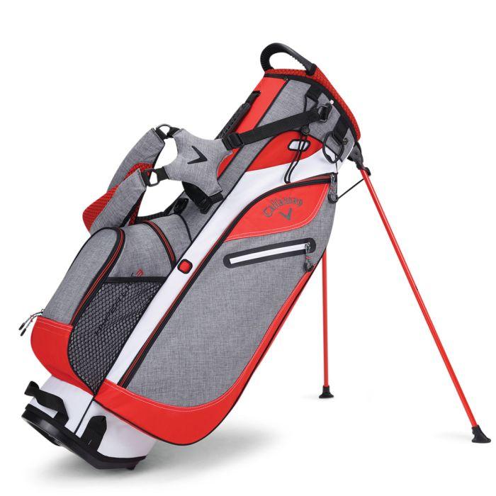 Callaway 2017 Hyper-Lite 3 Double Strap Stand Bag