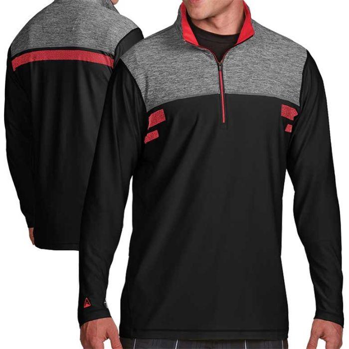 Antigua Horizon 1/4 Zip Pullover