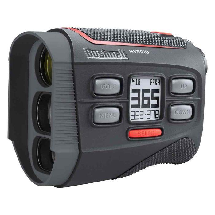 Bushnell Hybrid Laser Rangefinder and Golf GPS