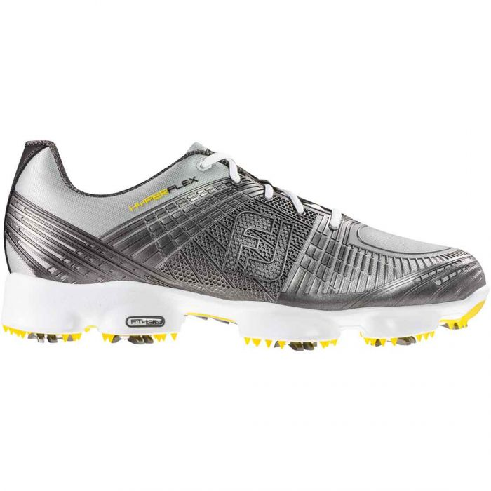 FootJoy HyperFlex II Golf Shoes Silver