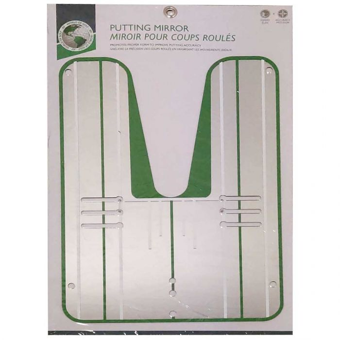 JEF World of Golf Putting Mirror