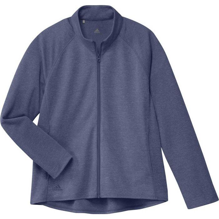 Adidas Girls Full Zip Layering Jacket