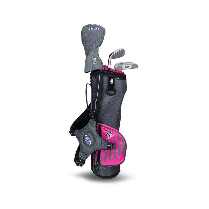US Kids Golf Girls' UL39 Ultralight Complete Set