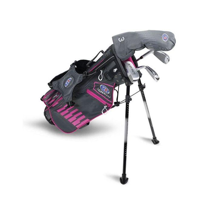 US Kids Golf Girls' UL45 Ultralight Complete Set