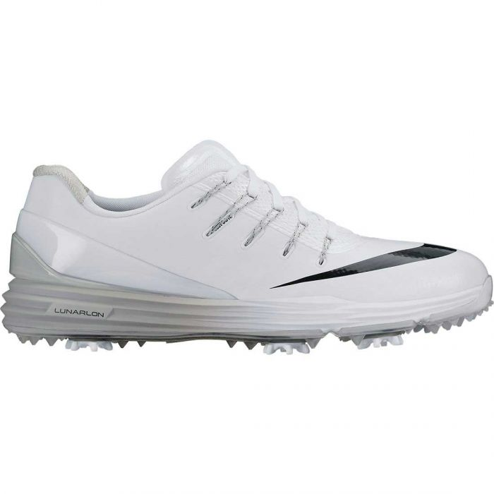 Nike Lunar Control 4 Golf Shoes White