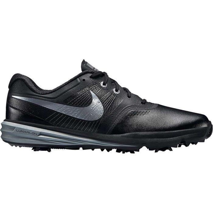 Nike Lunar Command Golf Shoes Black/Grey