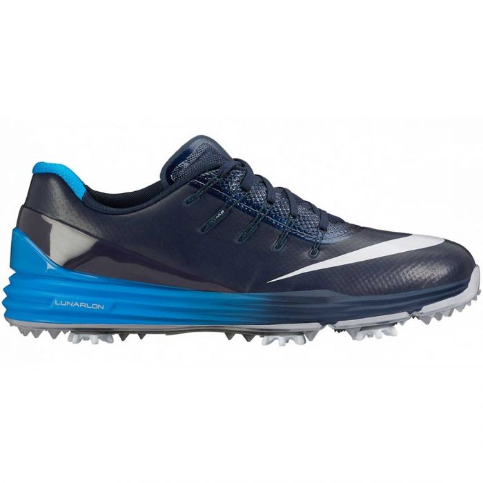 Nike Lunar Control 4 Golf Shoes Midnight Navy/Photo Blue