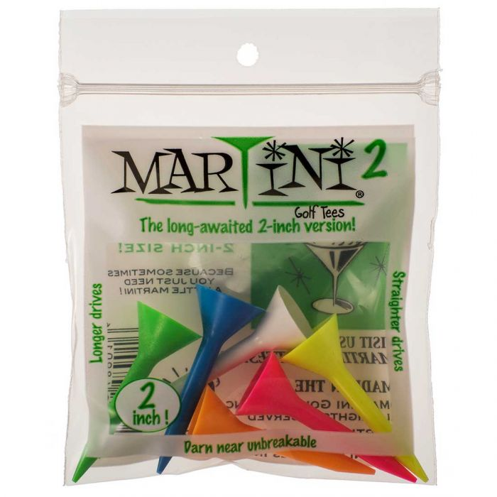 Martini Golf Tees Martini 2 Tees