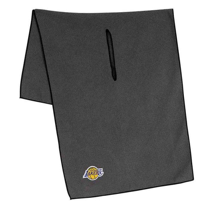 McArthur Sports NBA Grey Microfiber Towel