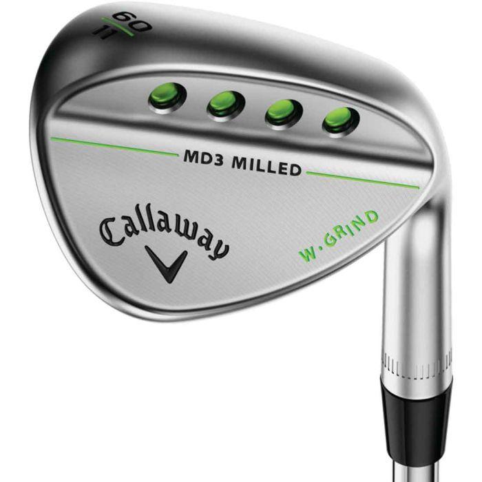 Callaway MD3 Milled Chrome Wedge