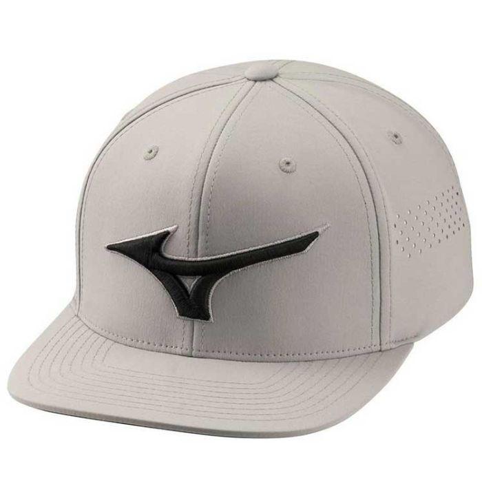 Mizuno Tour Flat Snapback Hat