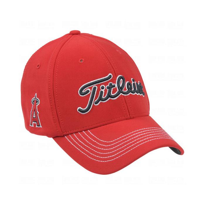 Titleist MLB Stretch Fit Cap Los Angeles Angels