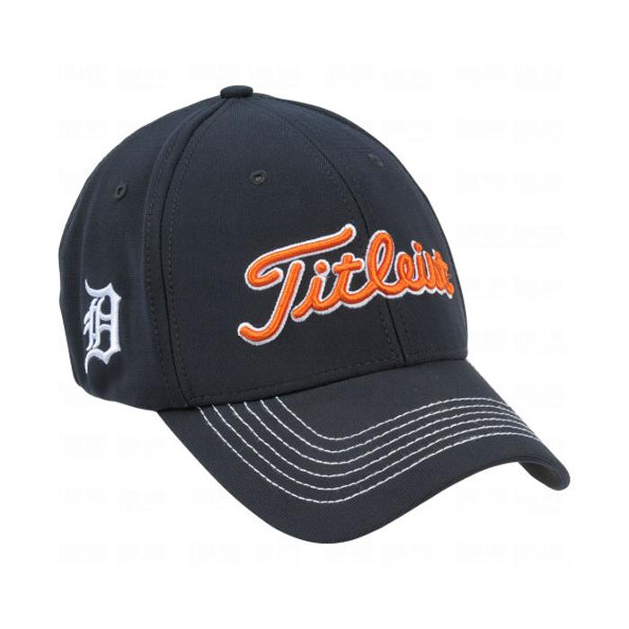 Titleist MLB Stretch Fit Cap Detroit Tigers