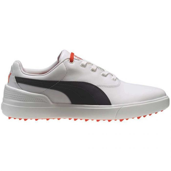 Puma Monolite V2 Golf Shoes White/Periscope