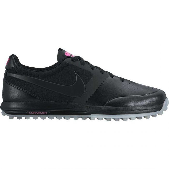 Nike Lunar Mont Royal Golf Shoes Black/Pink