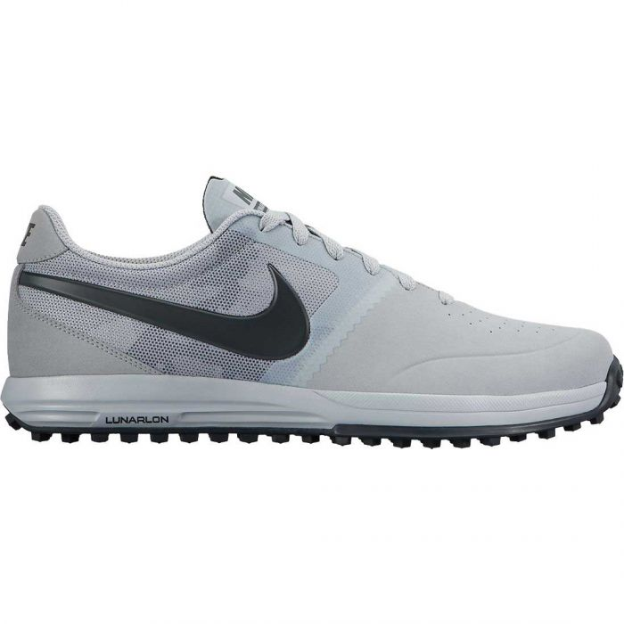 Nike Lunar Mont Royal Golf Shoes Wolf Grey