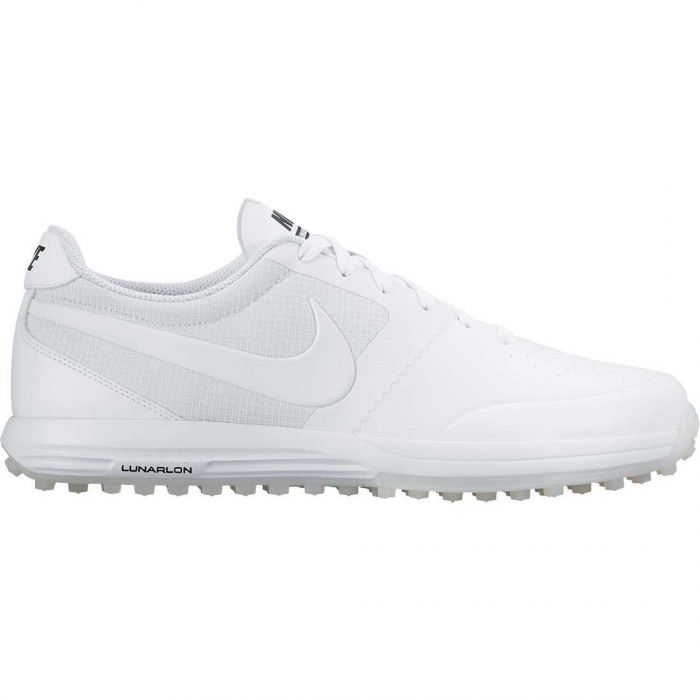 Nike Lunar Mont Royal Golf Shoes White