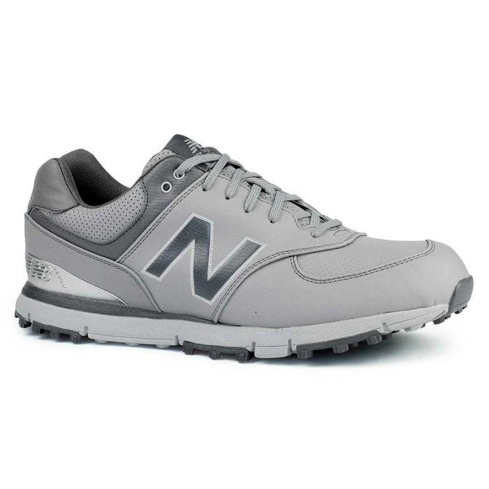 New Balance NBG574 SL Golf Shoes Grey/Silver