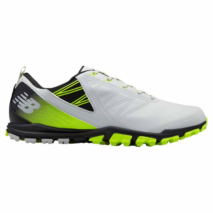 New Balance NBG1006 Minimus SL Golf Shoes Grey/Green