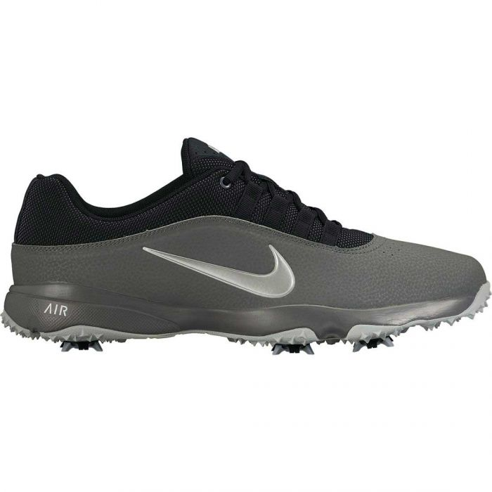 Nike Air Rival 4 Golf Shoes Black/White