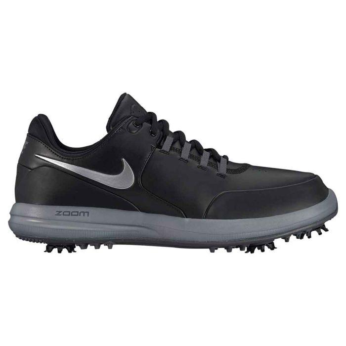 Nike Air Zoom Accurate Golf Shoes Black/Metallic Silver