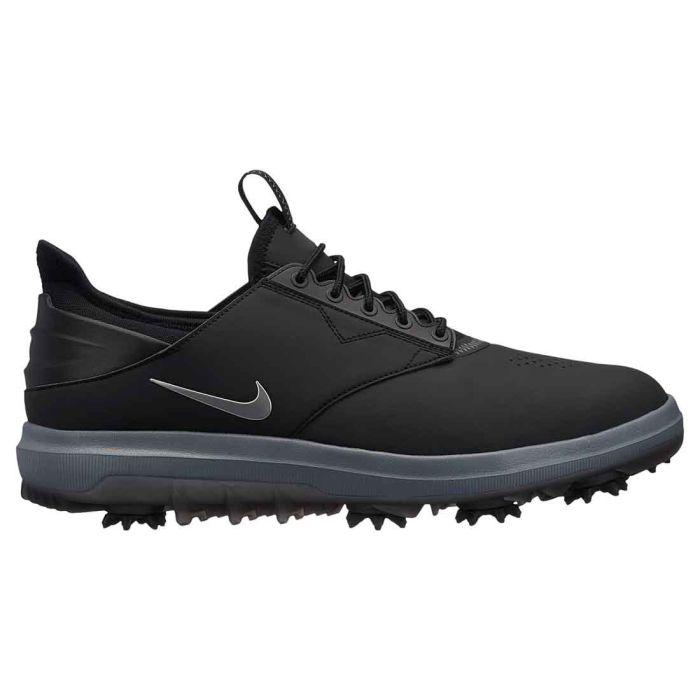 Nike Air Zoom Direct Golf Shoes Black/Metallic Silver