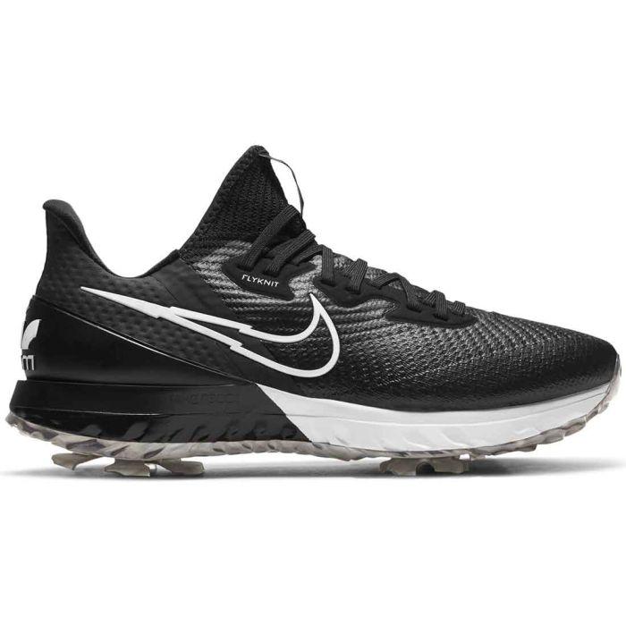 Nike Air Zoom Infinity Tour Golf Shoes Black/White/Volt