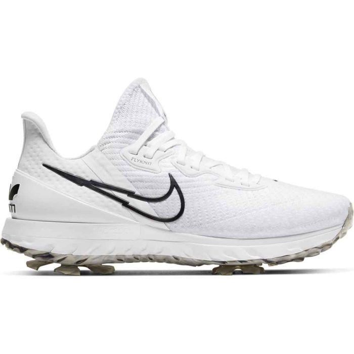 Nike Air Zoom Infinity Tour Golf Shoes White/Black/Platinum