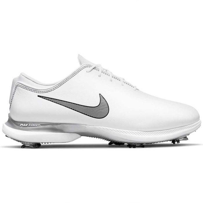 Nike Air Zoom Victory Tour 2 Golf Shoes White/Black/Metallic