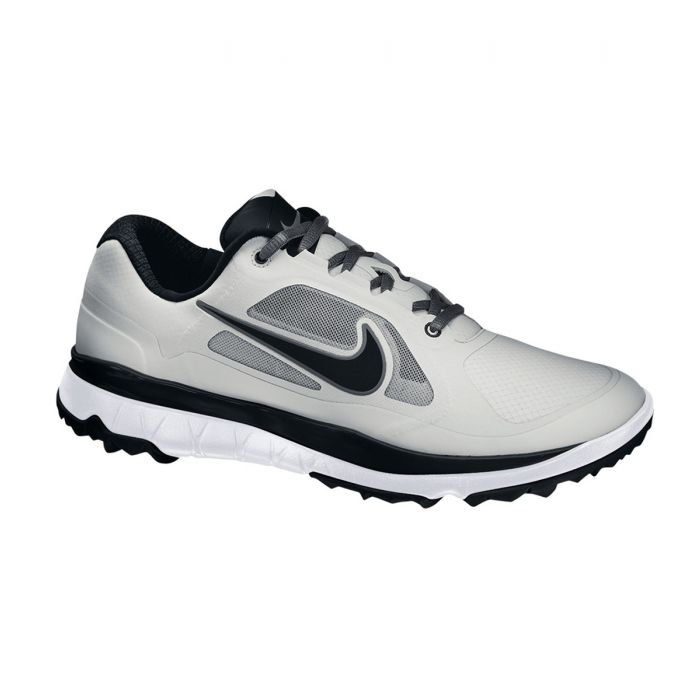 Nike FI Impact Golf Shoes Silver