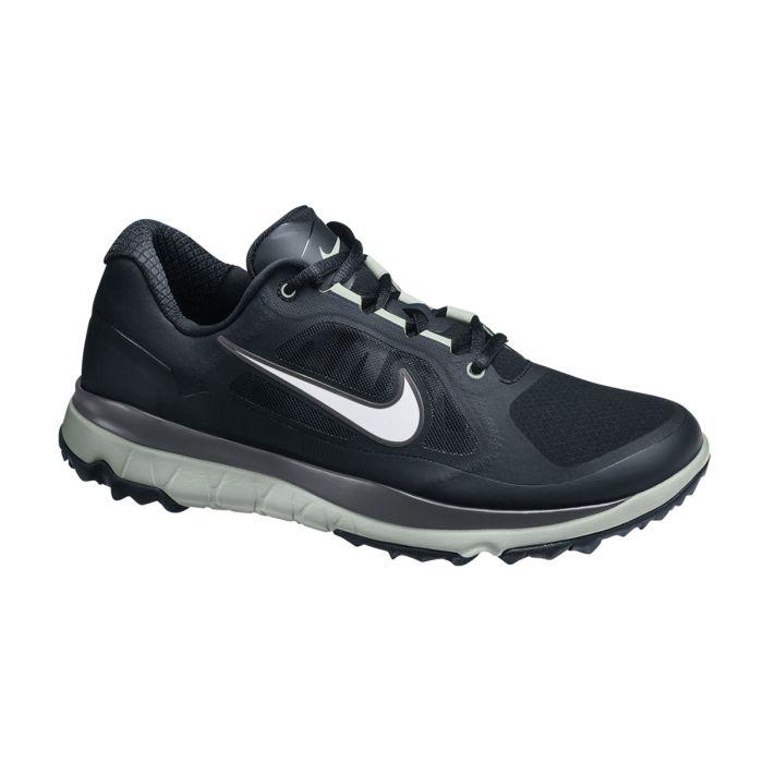 Nike FI Impact Golf Shoes Black/Grey