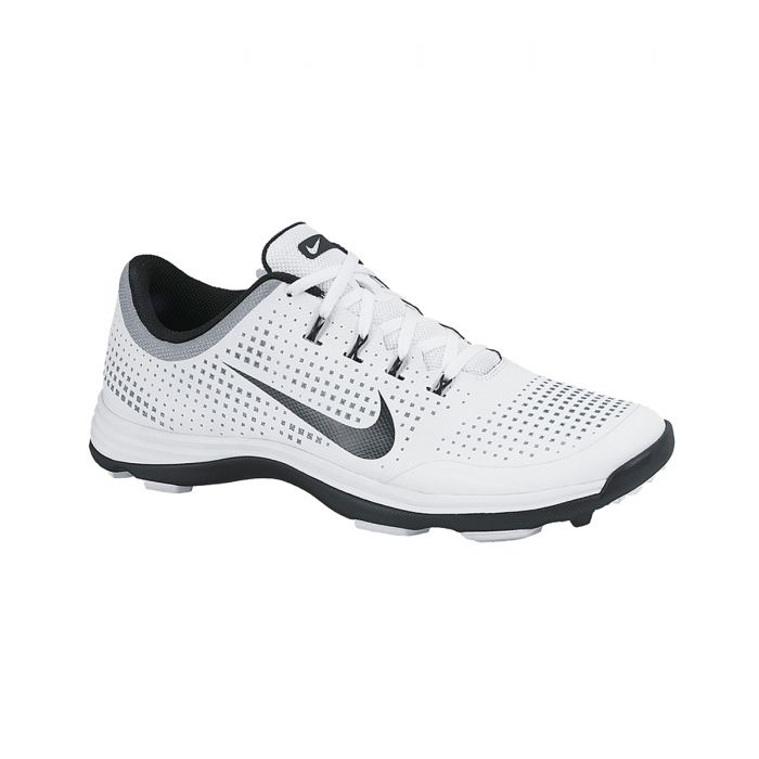 Nike Lunar Cypress Mesh Golf Shoes White