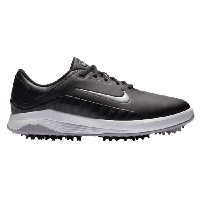 Nike Vapor Golf Shoes Black/Metallic Cool Grey
