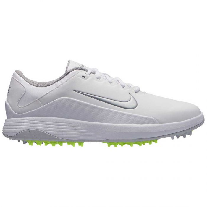 Nike Vapor Golf Shoes White/Metallic Silver