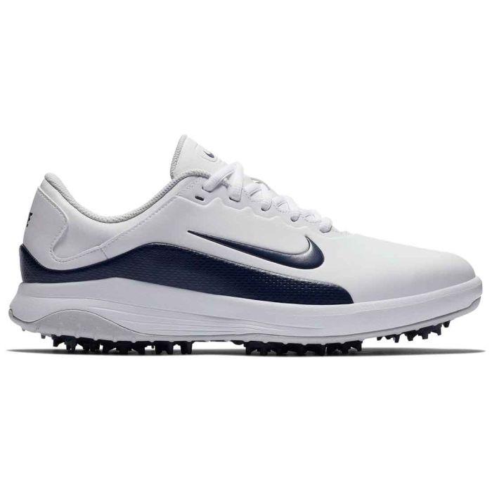 Nike Vapor Golf Shoes White/Midnight Navy