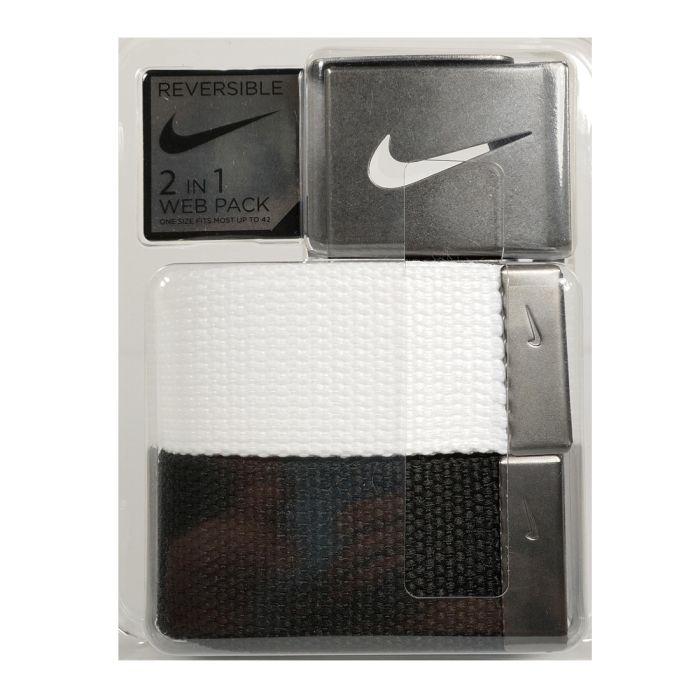 Nike Web Belt 2-Pack