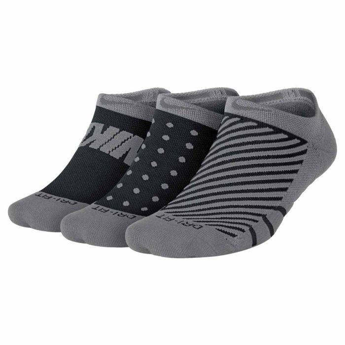 Nike Women's Cushion No-Show Socks (3-Pair)