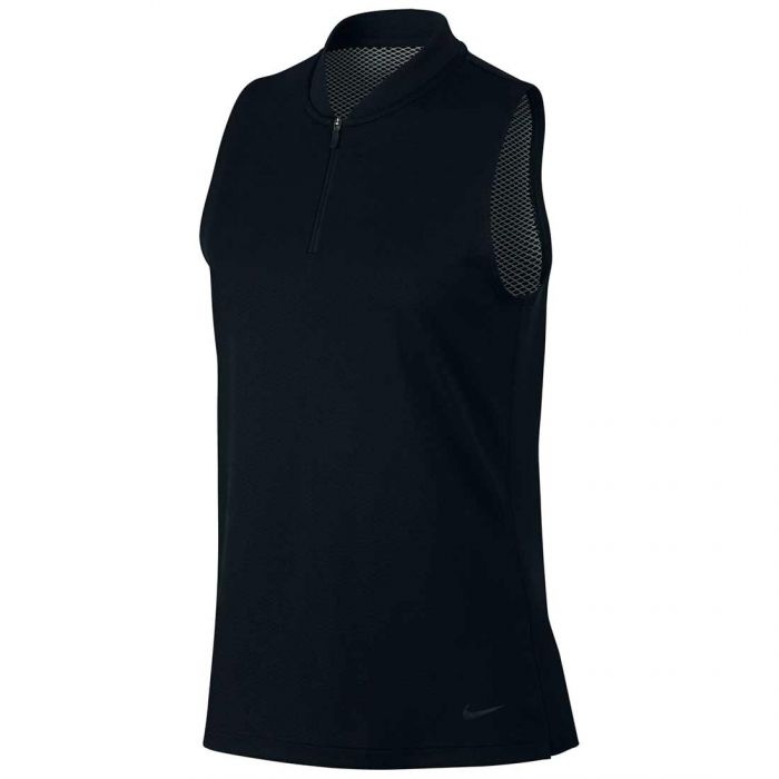 Nike Women's Dri-FIT Blade Sleeveless Polo