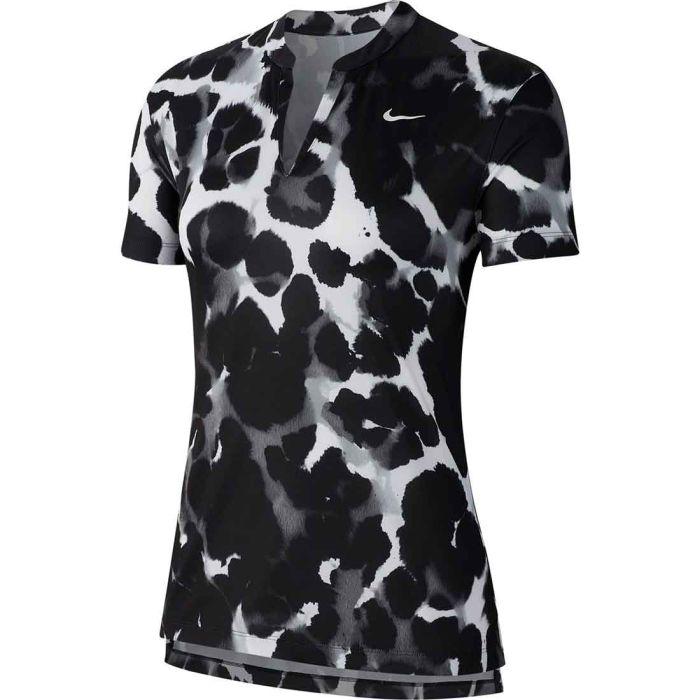 Nike Women's Dri-FIT Victory Print Polo