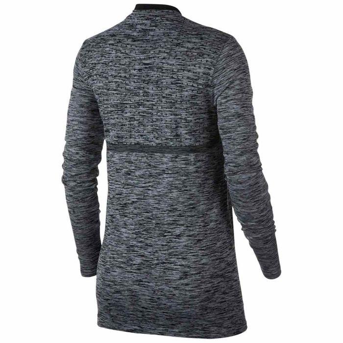 Nike Women's Dri-FIT 1/2-Zip Seamless Pullover