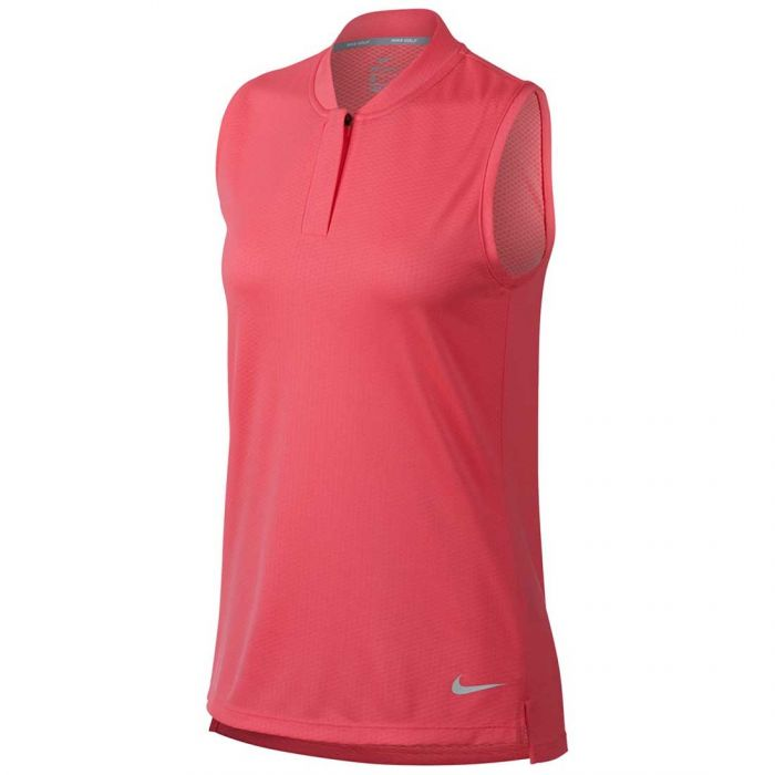 Nike 2018 Women's Dri-FIT Blade Sleeveless Polo