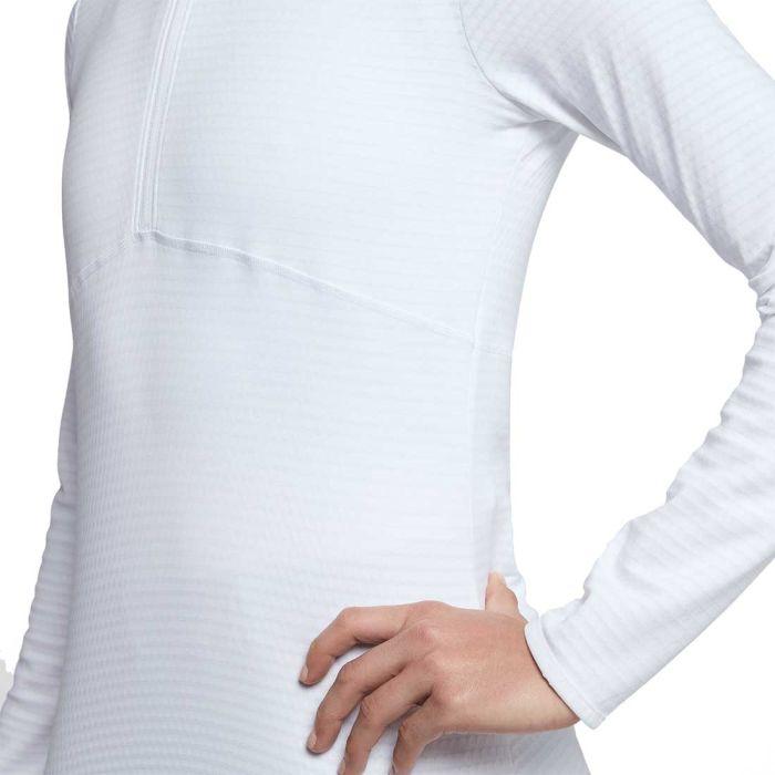 Nike Women's Dri-FIT 1/2-Zip Pullover