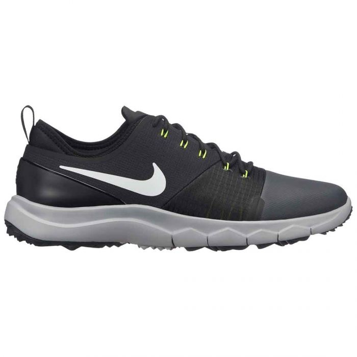 FI Impact 3 Golf Shoes Anthracite/White