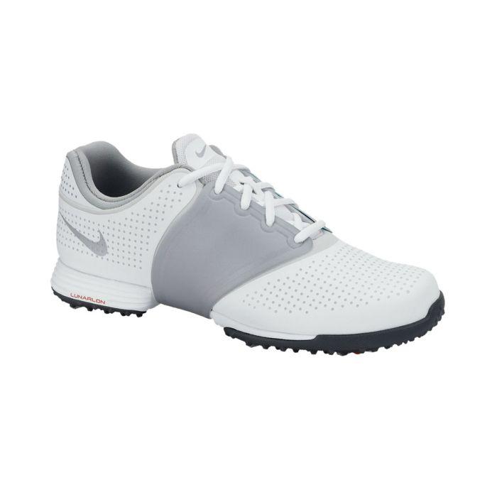 Nike Women's Lunar Embellish Golf Shoe Platinum/White