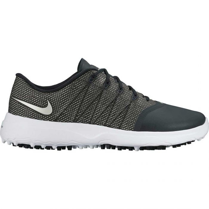 Nike Women's Lunar Empress 2 Golf Shoes Black/White
