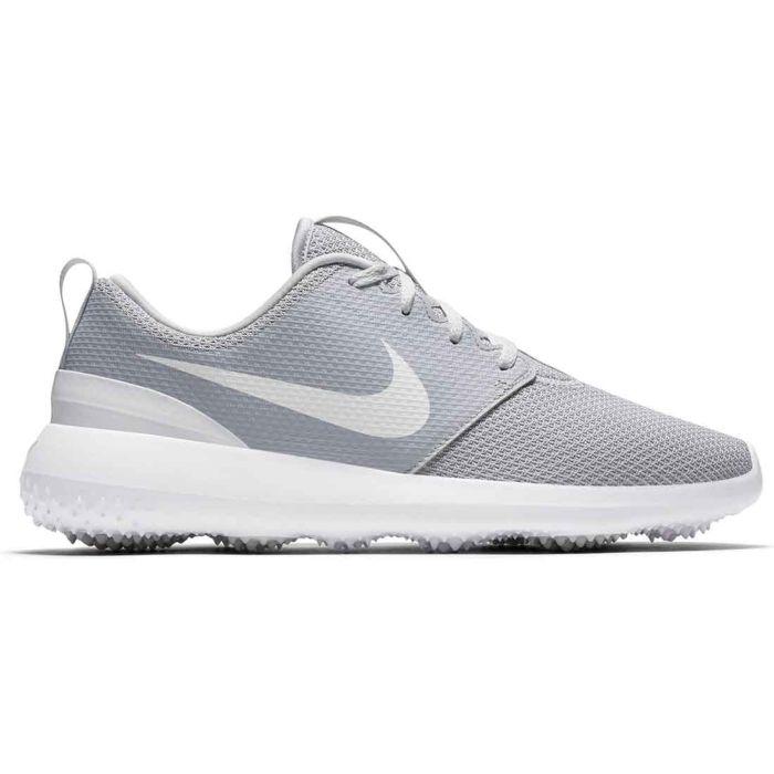 Nike Women's Roshe G Golf Shoes Pure Platinum
