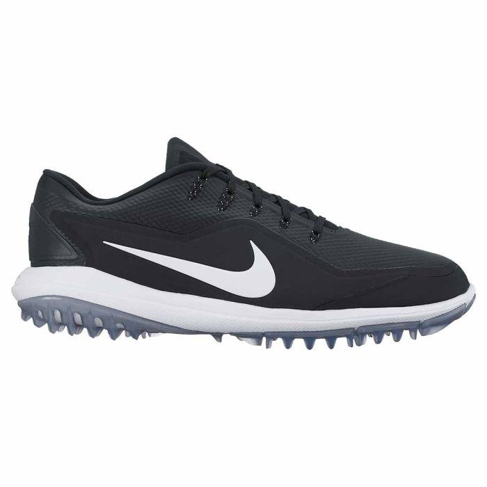 Nike Lunar Control Vapor 2 Golf Shoes Black/White