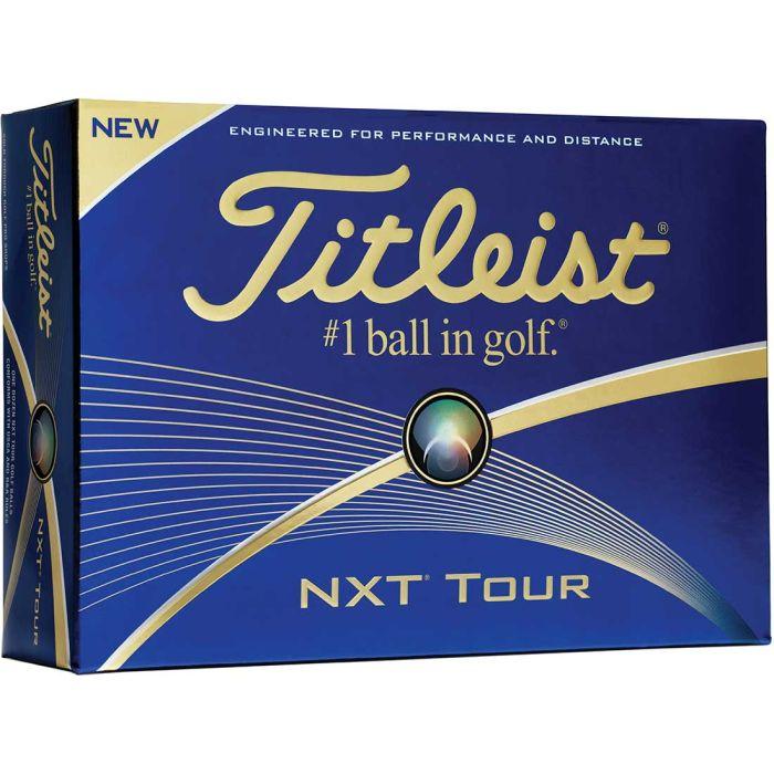 Titleist Prior Generation NXT Tour Golf Balls